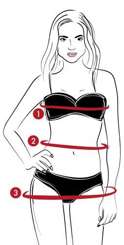Veja como medir seu corpo