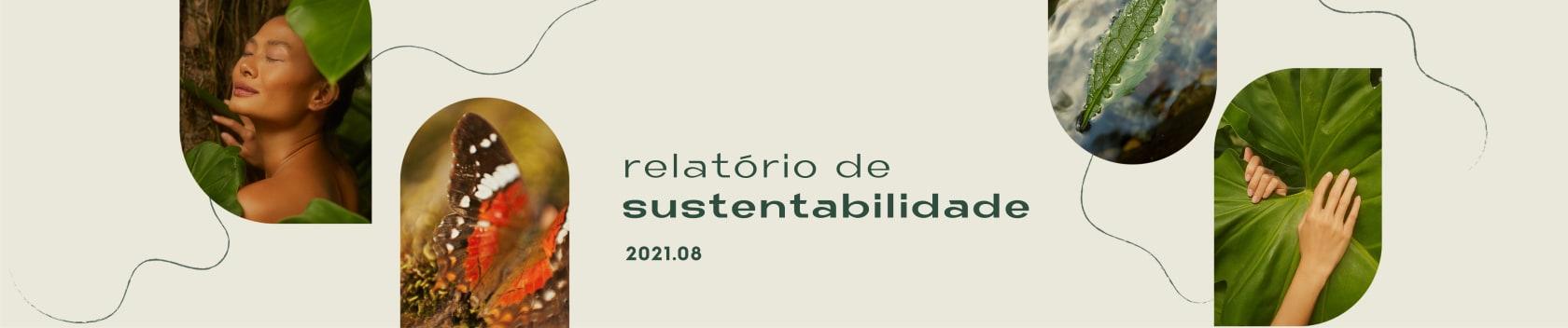 Relatório de sustentabilidade AMARO - 08.2021