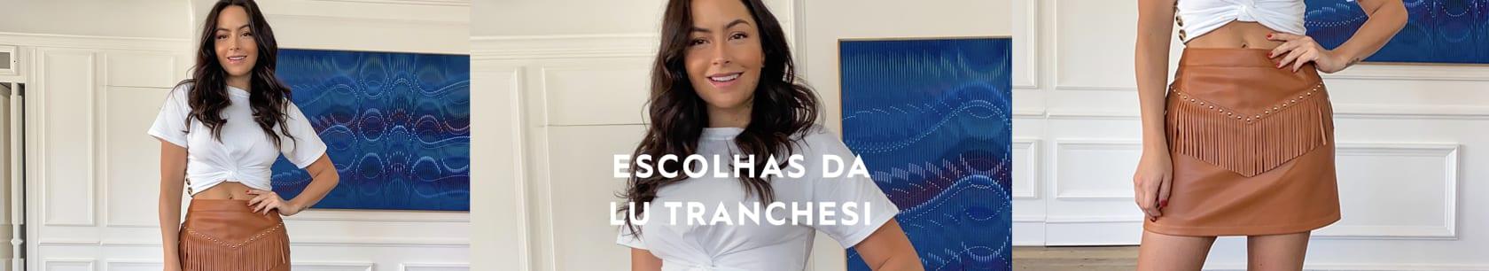 LOOKS DA LU TRANCHESI
