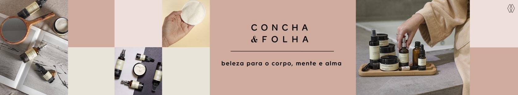 CONCHA  & FOLHA | AMARO