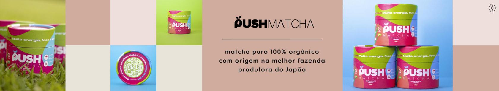 PUSH MATCHA | AMARO