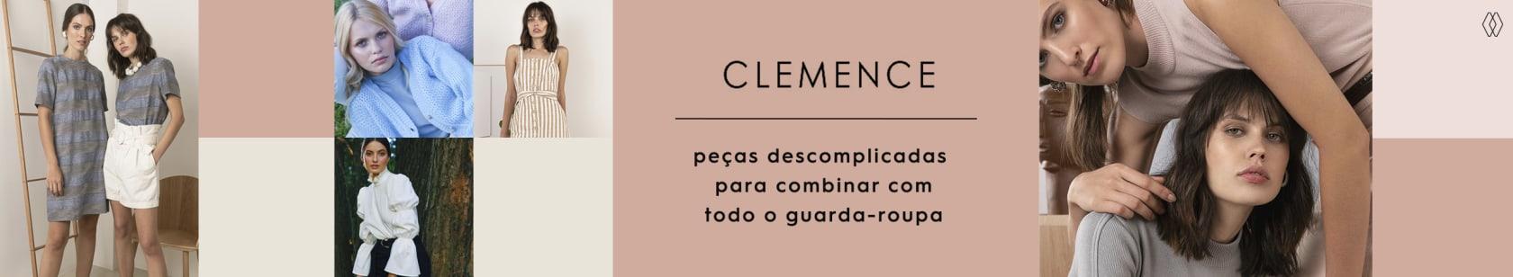CLEMENCE | AMARO