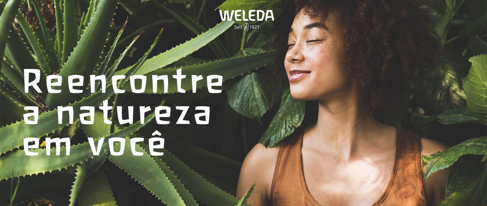 Encontre produtos Weleda na AMARO