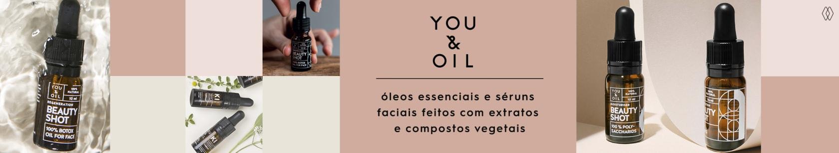 YOU & OIL   AMARO