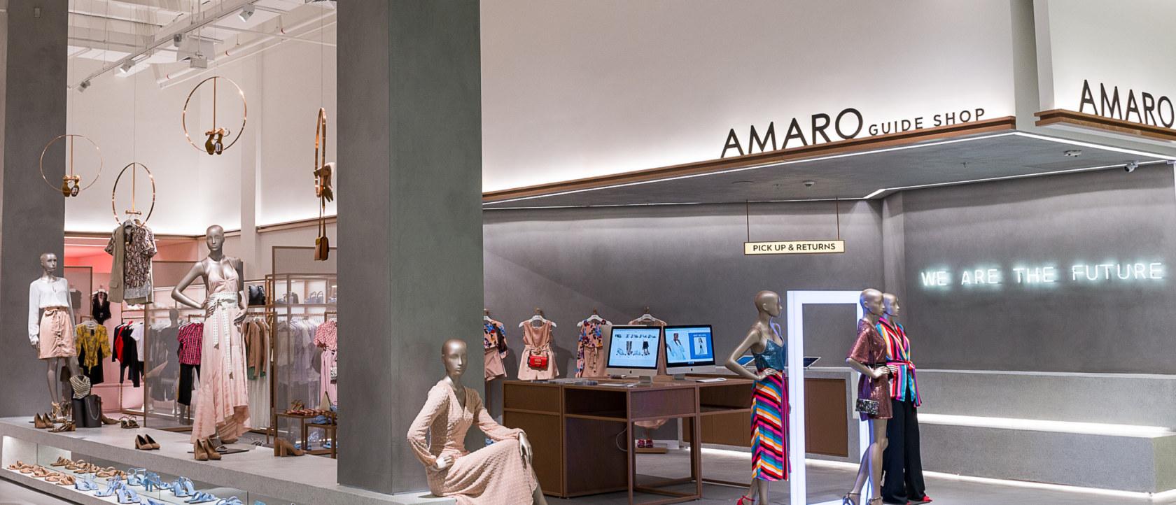 AMARO Guide Shop Pátio Higienópolis