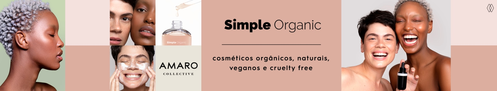 SIMPLE ORGANIC | AMARO COLLECTIVE