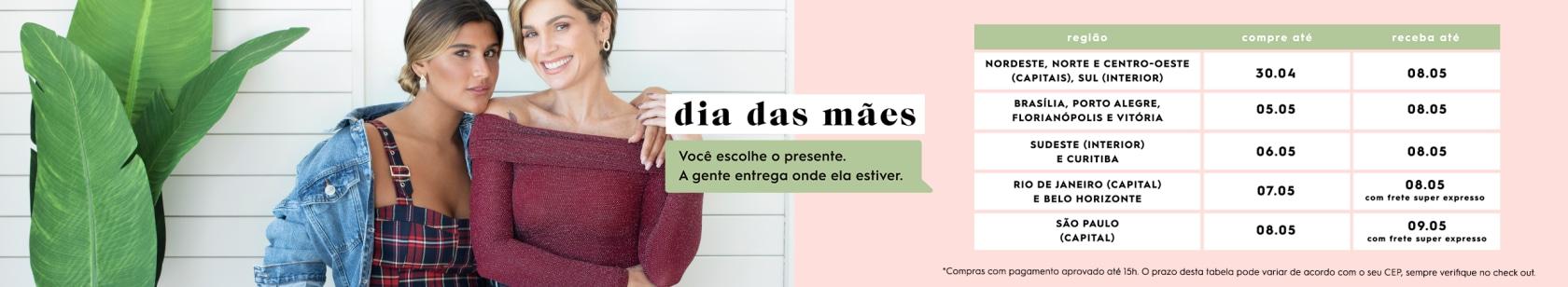 PRESENTES DE DIA DAS MÃES 2020