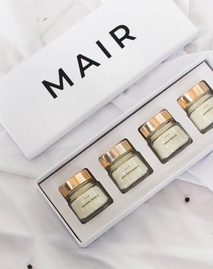 MAIR KIT PRESENTE VELAS POCKET SUMMER COLLECTION