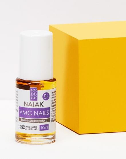 NAIAK VMC NAILS - BASE FORTALECEDORA DE UNHAS - 10ML