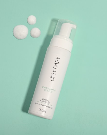 UPSY DAISY LEAVE IN MAIS VOLUME - 200ML