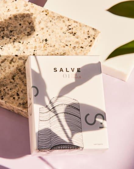 SANTAPELE COLÔNIA SALVE - 100 ML