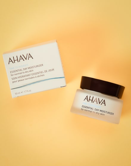 AHAVA ESSENCIAL DAY MOISTURIZER NORMAL DRY - 50ML