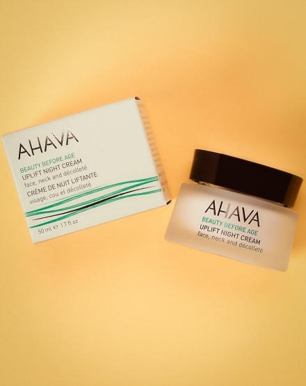 AHAVA UPLIFT NIGHT CREAM - 50ML