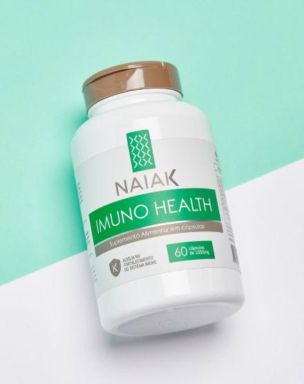 NAIAK IMUNO HEALTH - 60 CÁPS