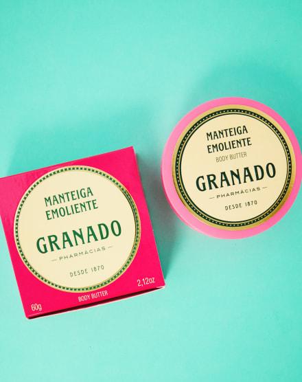GRANADO MANTEIGA EMOLIENTE - 60G