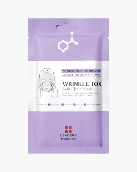 LEADERS INSOLUTION SKIN CLINIC MASK - 1 MÁSCARA FACIAL