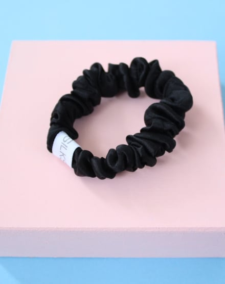 SILKS SCRUNCHIE 100% SEDA MIDI