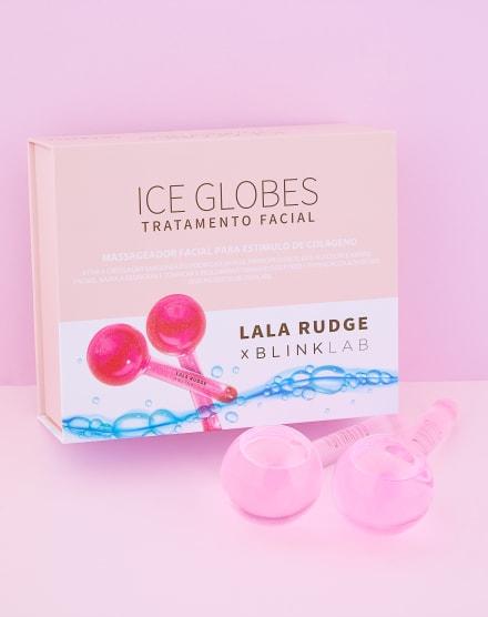 LALA RUDGE ICE GLOBES MASSAGEADOR FACIAL