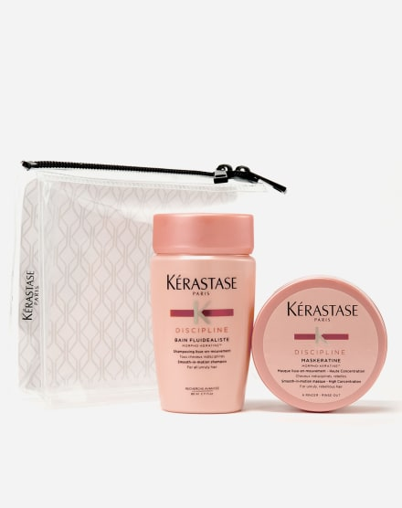 KERASTASE KIT DISCIPLINE TRAVEL SIZE
