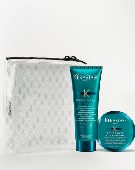 KERASTASE KIT THERAPISTE TRAVEL SIZE