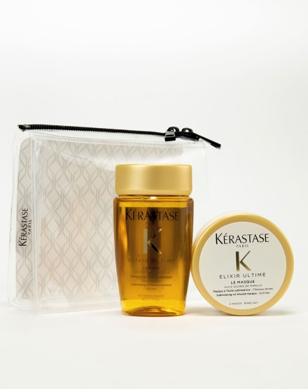 KERASTASE KIT ELIXIR ULTIMATE TRAVEL SIZE