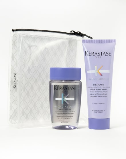 KERASTASE KIT BLOND ABSOLU TRAVEL SIZE