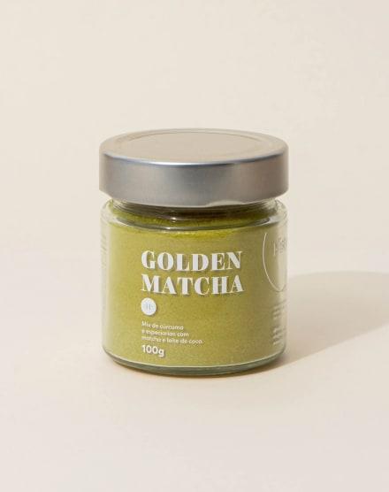 HOLISTIX GOLDEN MATCHA - 100G