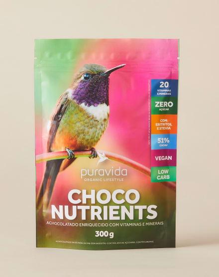 PURAVIDA CHOCO NUTRIENTS - 300G