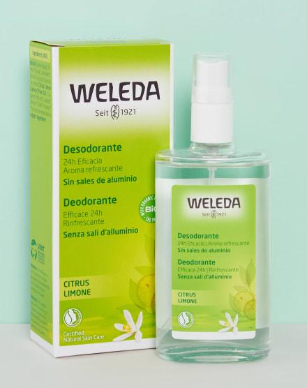 WELEDA DESODORANTE - 100ML