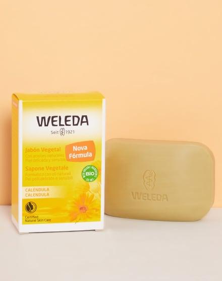 WELEDA SABONETE VEGETAL - 100G