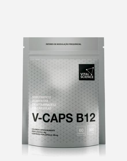 VITAL SCIENCE VITAMINA V-CAPS-12