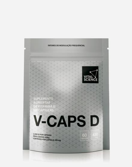 VITAL SCIENCE VITAMINA V-CAPS-D