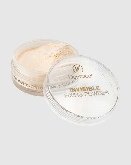 DERMACOL PÓ INVISIBLE FIXING POWDER