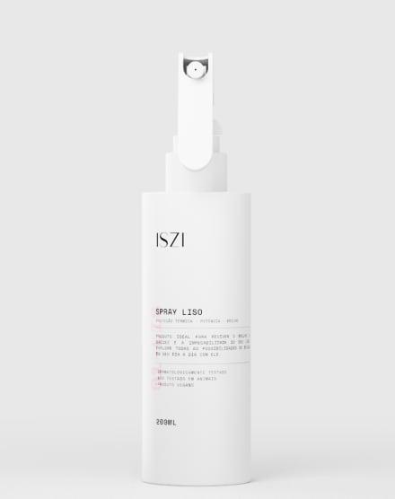 ISZI SPRAY LISO - 200ML