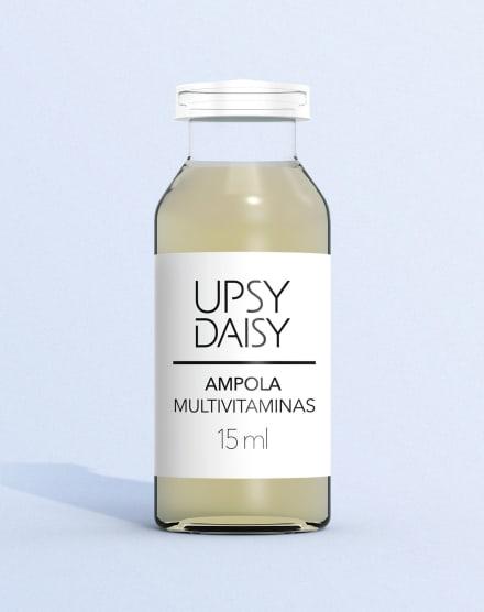 UPSY DAISY AMPOLA MULTIVITAMINAS - 15ML