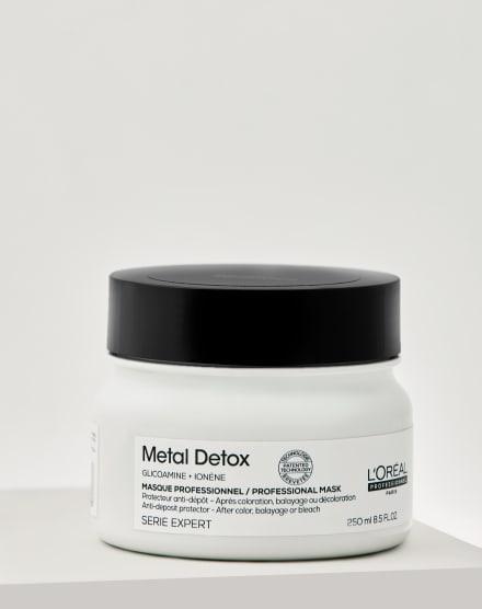 L'OREAL PROFESSIONNEL MÁSCARA METAL DETOX - 250G