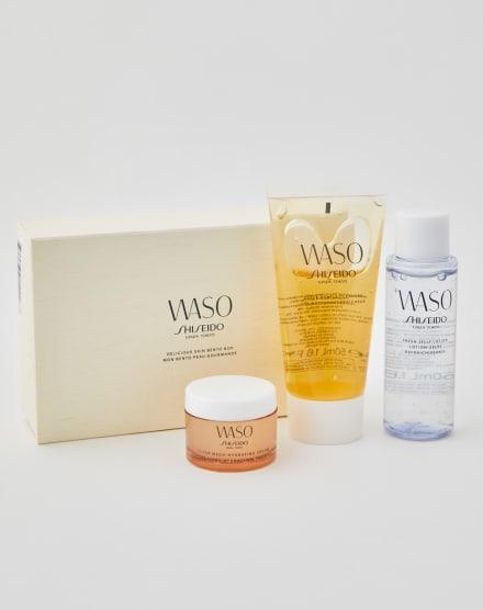 SHISEIDO WASO DELICIOUS BENTO BOX SET