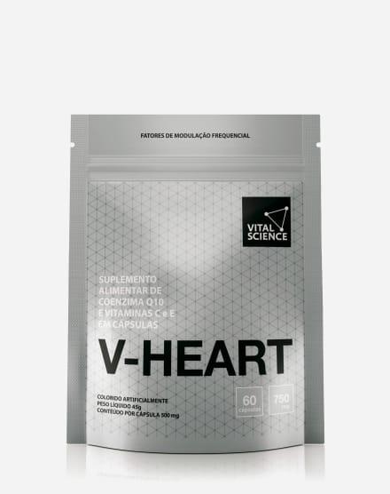 VITAL SCIENCE VITAMINA V-HEART