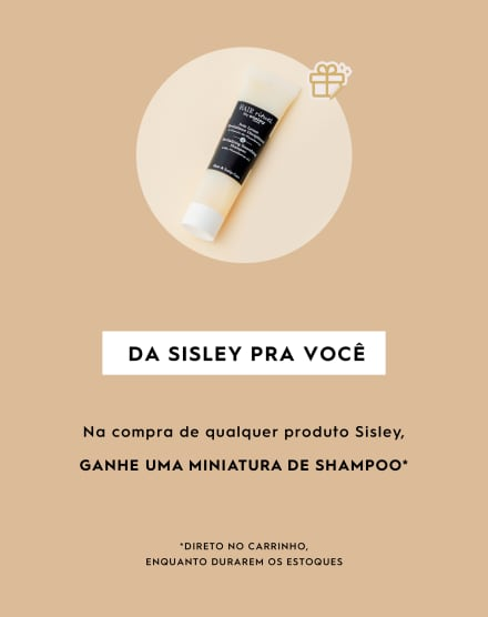 SISLEY BRINDE SMOOTHING SHAMPOO - 15 ML