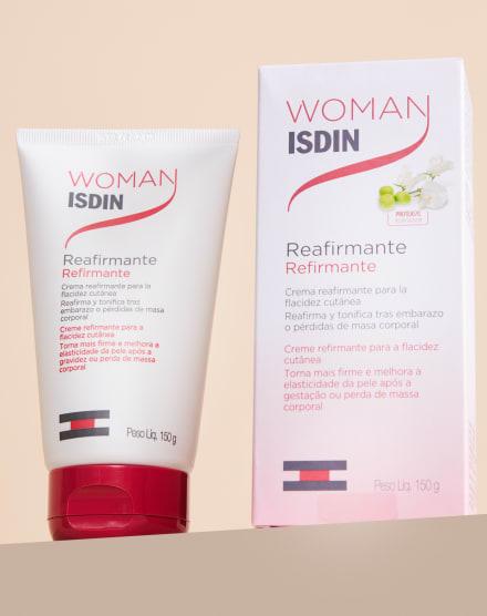 ISDIN CREME CORPORAL ISDIN WOMAN REFIRMANTE - 150ML