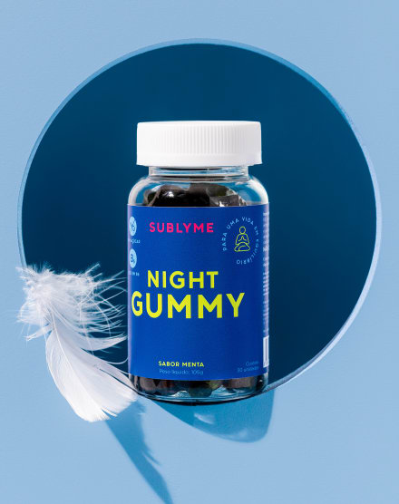 SUBLYME NIGHT GUMMY