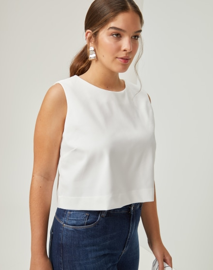 TOP CROPPED DOUBLE