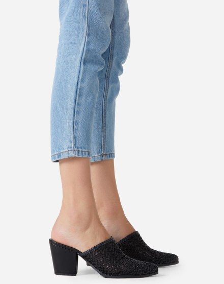 ANKLE BOOT DE TRESSE