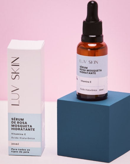 LUV SKIN SÉRUM ROSA MOSQUETA - 30ML