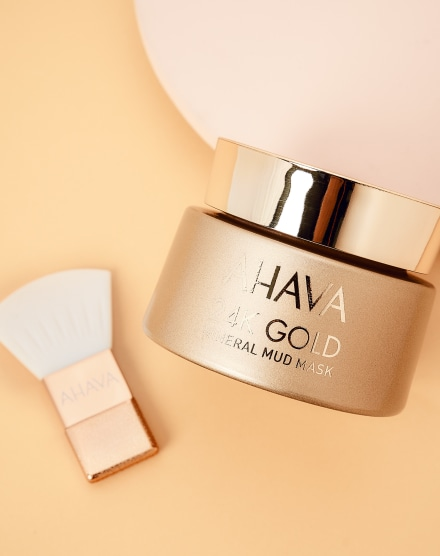 AHAVA GOLD MASK 24K - 50ML