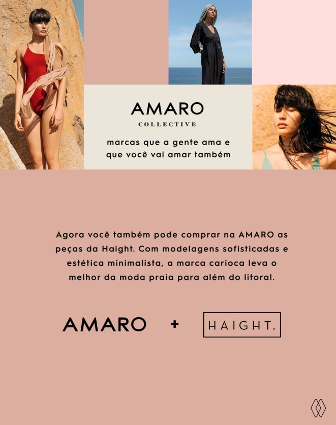 HAIGHT MAIO ALCINHA CAVADO