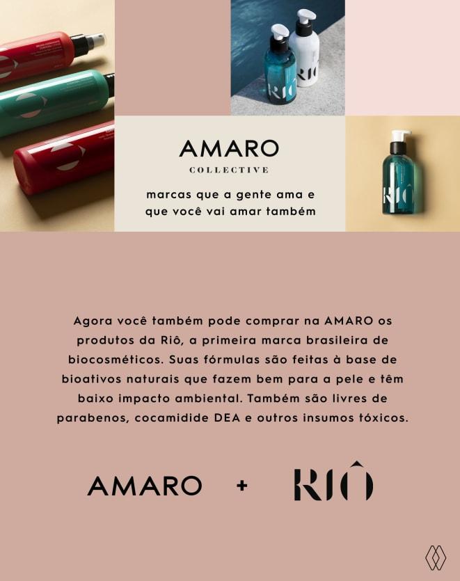 RIÔ BIOCOSMÉTICOS BRUMA BIOHIDRATANTE CORPORAL - 200ML