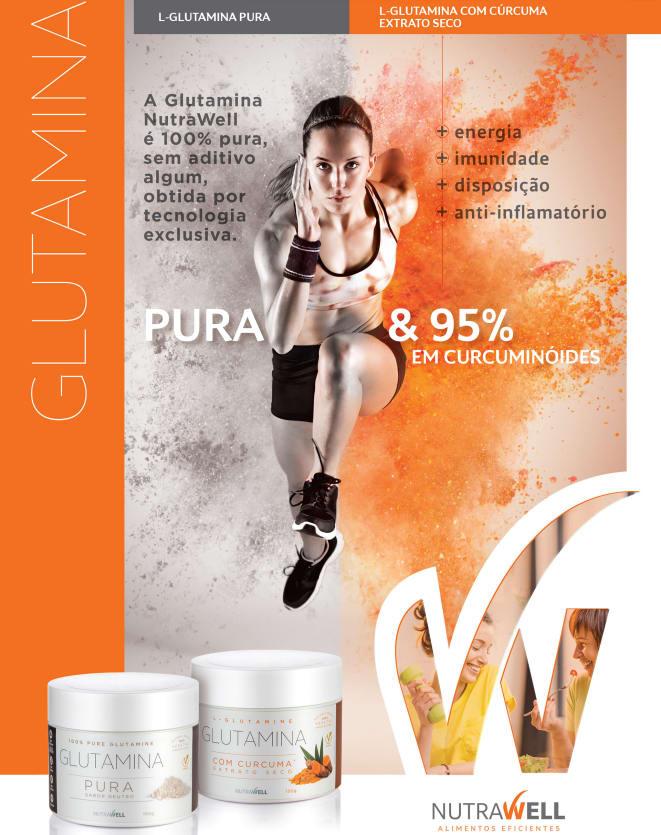 NUTRAWELL GLUTAMINA  - 150G