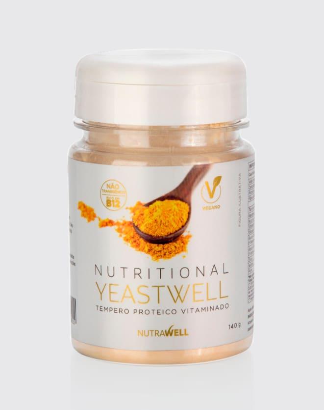 NUTRAWELL LEVEDURA NUTRICIONAL - 150G