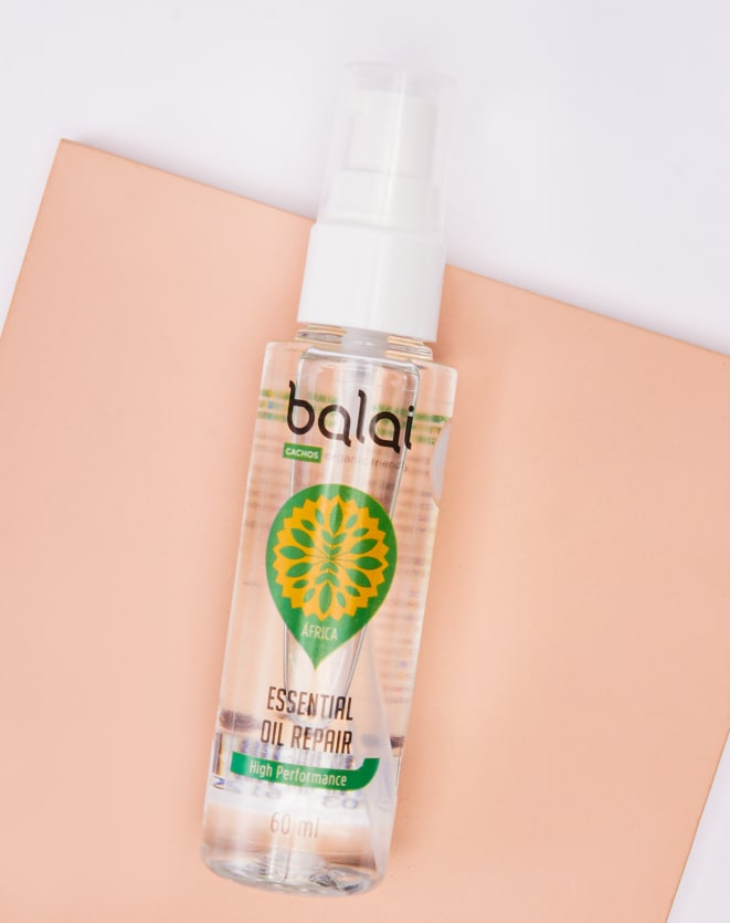 BALAI REPARADOR ESSENTIAL OIL REPAIR VEGANO - 60ML